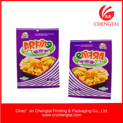 China Industrial Use Reusable Side Gusset Pouches Packaging Heat Sealing supplier