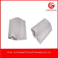 China Nut / Candy Used Stand Up Aluminium Foil Packaging Bags Customizable Size supplier