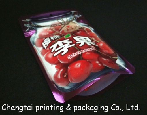 China Customized Food Packaging Snack Packaging Bags With Clear Window Moisture Proof supplier
