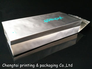 China Biologicals Aluminium Foil Pouch Packaging For Medicine Glossy Finishing supplier