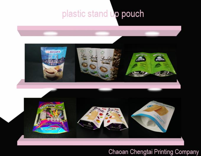 Custom Order Ice Cream Cup Sealing Film With Aluminum NY / AL / PE Material